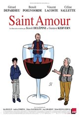 Saint Amour (v.o.f.) Movie Poster