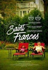 Saint Frances Affiche de film