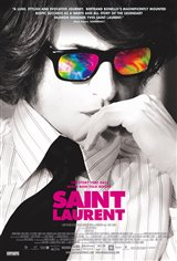 Saint Laurent (v.o.f.) Affiche de film