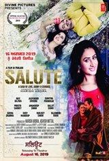 Salute (Punjabi) Movie Poster
