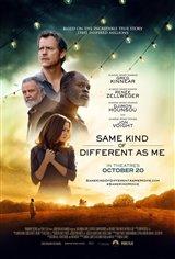 Same Kind of Different as Me (v.o.a.) Affiche de film