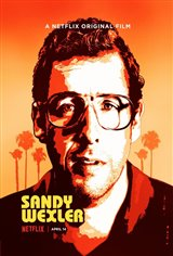 Sandy Wexler (Netflix) Movie Poster