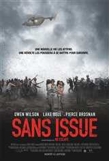 Sans issue Affiche de film