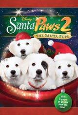 Santa Paws 2: The Santa Pups Movie Poster