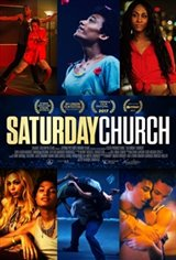 Saturday Church Large Poster