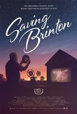 Saving Brinton Large Poster