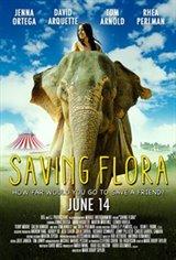 Saving Flora Large Poster
