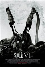 Saw VI Movie Poster