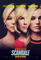 Scandale (v.o.a.s.-t.f.) Affiche de film
