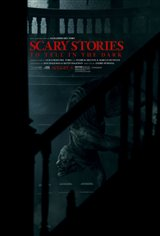 Scary Stories to Tell in the Dark Affiche de film