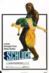 Schlock (The Banana Monster) Movie Poster