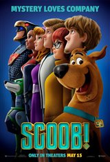 SCOOB! Movie Poster Movie Poster
