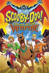 Scooby-Doo! And the Legend of the Vampire Affiche de film