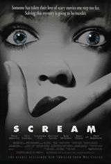 Scream Affiche de film