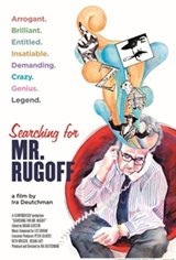 Searching for Mr. Rugoff Affiche de film
