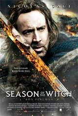 Season of the Witch Movie Poster Movie Poster