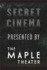 Secret Cinema: New Hollywood Movie Poster