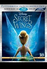 Secret of the Wings Movie Poster