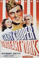 Sergeant York Movie Poster