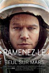 Seul sur Mars Affiche de film