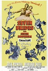 Seven Brides for Seven Brothers Movie Poster