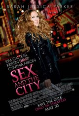 Sex and the City Affiche de film