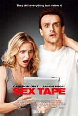 Sex Tape Movie Poster Movie Poster