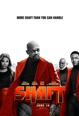 Shaft Affiche de film