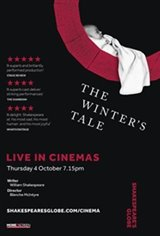 Shakespeare's Globe Theatre: The Winter's Tale Large Poster