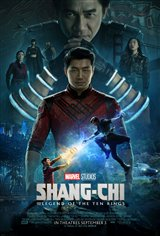 Shang-Chi and the Legend of the Ten Rings Movie Poster Movie Poster
