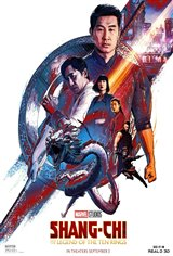 Shang-Chi and the Legend of the Ten Rings 3D Movie Poster