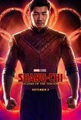 Shang-Chi et la légende des dix anneaux Affiche de film