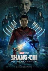 Shang-Chi et la légende des dix anneaux 3D Movie Poster