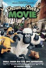Shaun the Sheep Movie Movie Poster