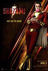 Shazam! Affiche de film