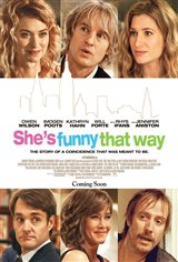She's Funny That Way Movie Poster Movie Poster