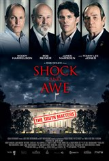 Shock and Awe (v.o.a.) Affiche de film