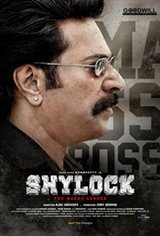 Shylock (Malayalam) Movie Poster