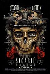 Sicario : Le jour du soldat Affiche de film