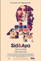 Sid & Aya: Not a Love Story Movie Poster