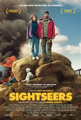 Sightseers Large Poster