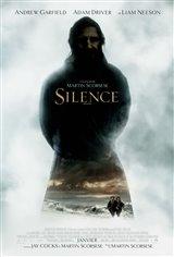 Silence (v.f.) Affiche de film