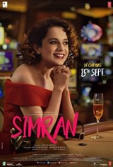 Simran (Hindi) Movie Poster
