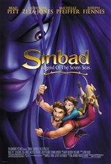 Sinbad: Legend of the Seven Seas Movie Poster Movie Poster