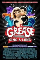 Sing-a-long-a Grease Movie Poster