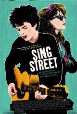 Sing Street : La rue ds chansons Affiche de film