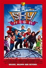 Sky High Movie Poster Movie Poster