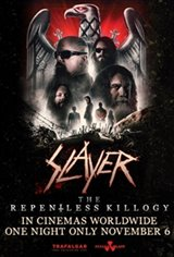 Slayer: The Repentless Killogy Affiche de film
