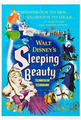 Sleeping Beauty (1959) Movie Poster
