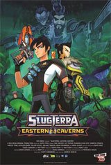 Slugterra: Eastern Caverns Movie Poster